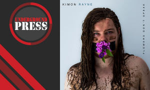 Kimon Rayne - 'Flowers Don't Speak'