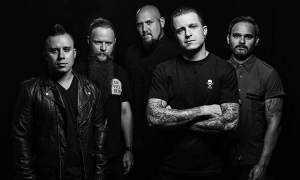David Devo Oosthuizen Interviews Atreyu