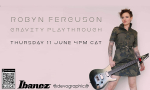 Save The Date: Robyn Ferguson Set To Premier New Single