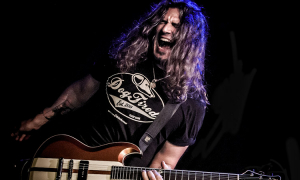 Phil X And The Drills Sign to Golden Robot Records