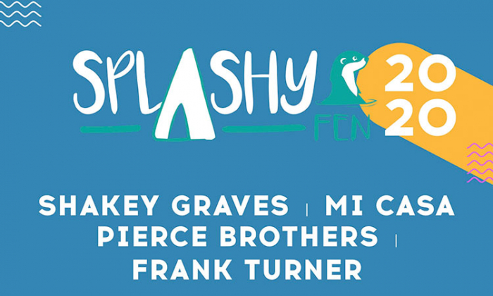 SPLASHY FEN MUSIC FESTIVAL –  THE LINE-UP YOU'VE ALL BEEN WAITING FOR
