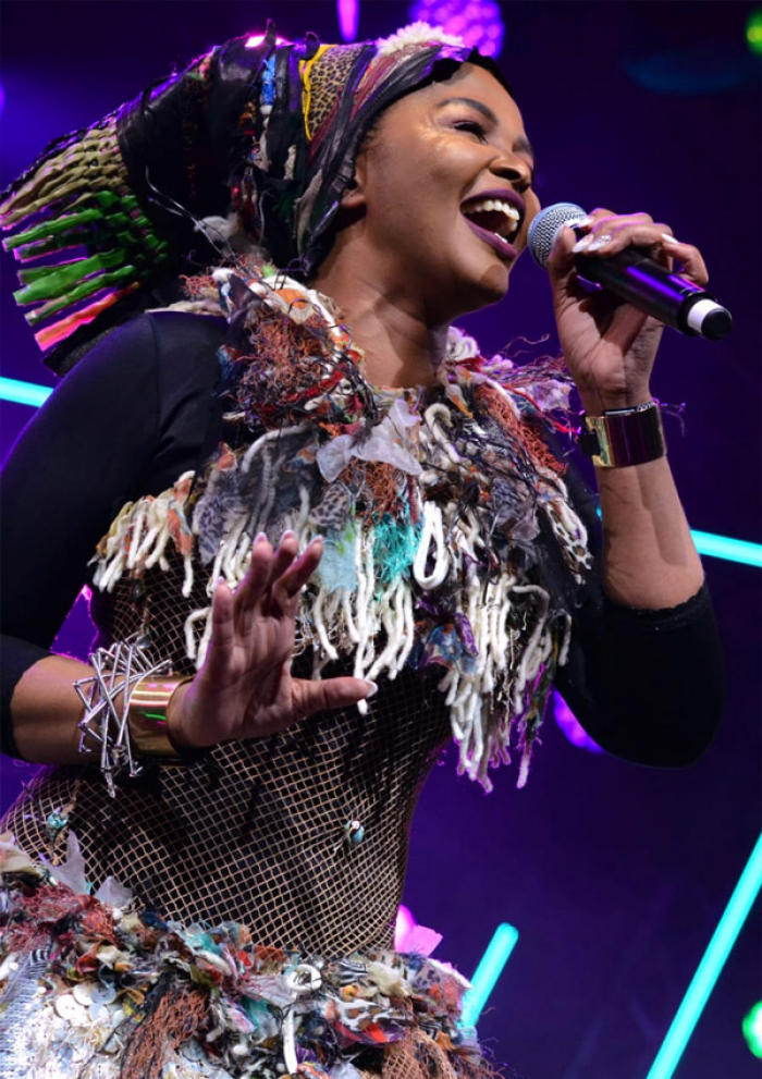 Simphiwe Dana's Annual Congregation at The Lyric Theatre