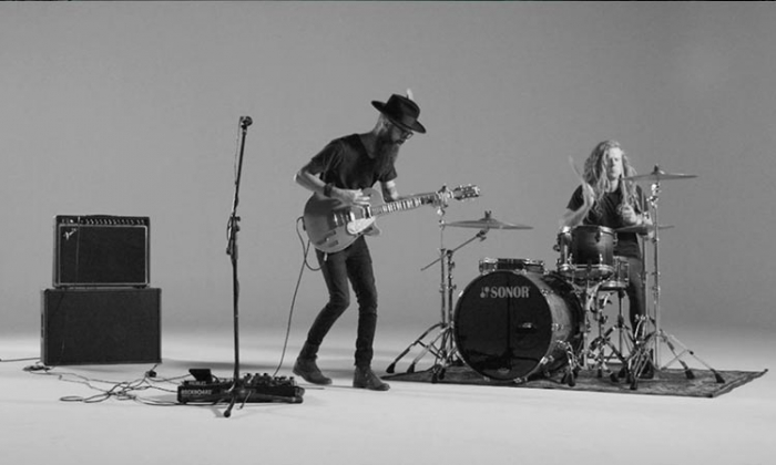 The Amblers Release The Video For 'Ratty Old Mo''