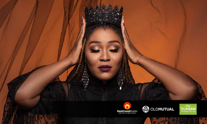Lady Zamar and Friends Old Mutual Music at the Lake
