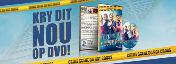 THYS & TRIX  Now Available On DVD & Various Online Platforms