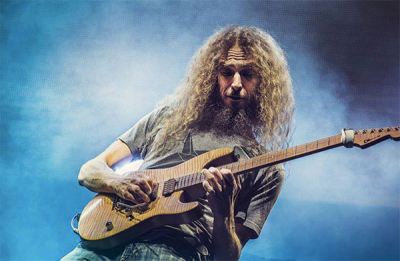 Guitar God Guthrie Govan to Present Masterclasses in South Africa