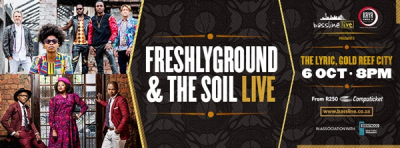 Freshlyground & The Soil - Live at the Lyric