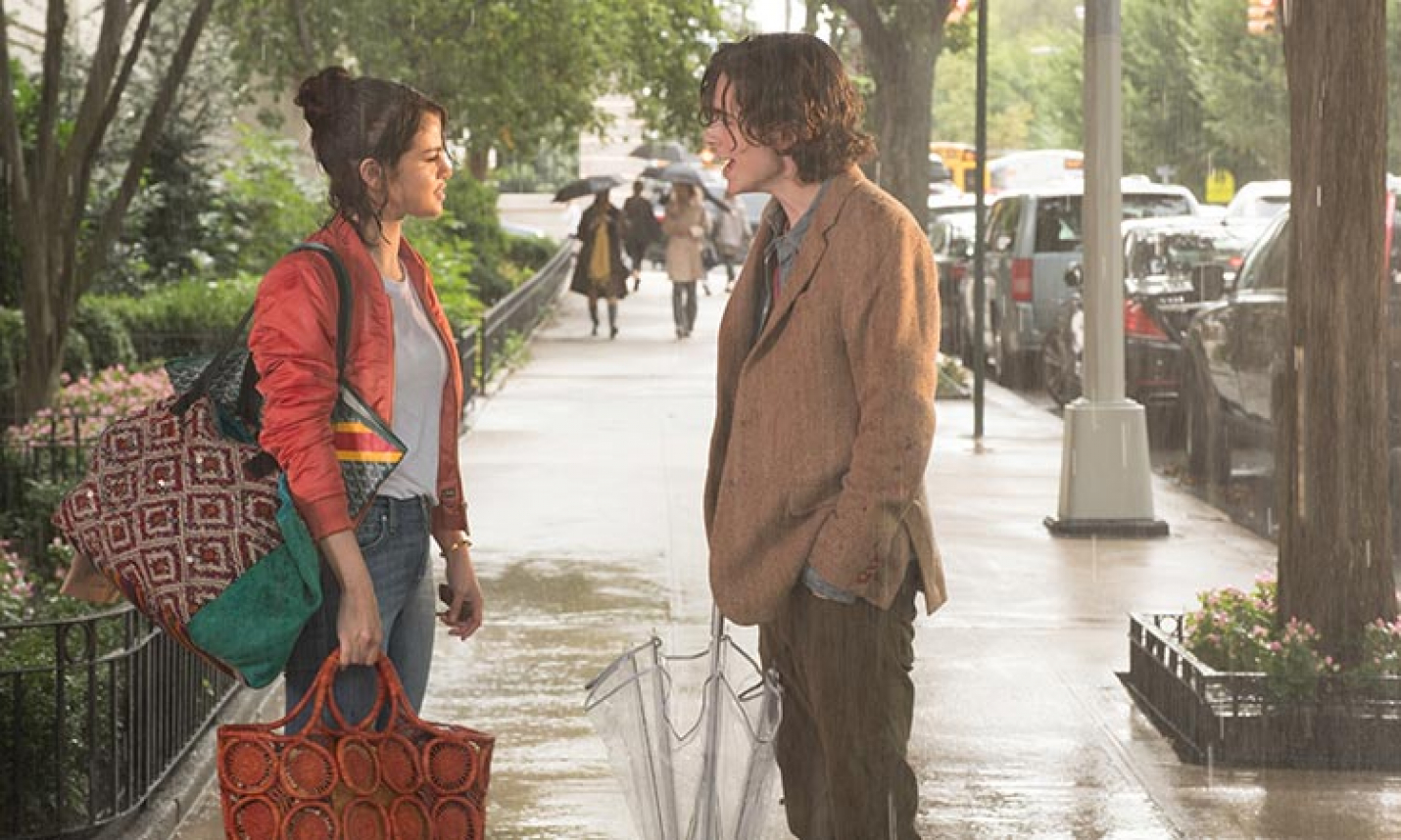 Rain and Romance in Latest Romcom by Woody Allen!