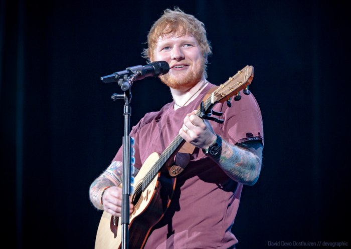 Ed Sheeran Rocks FNB Stadium