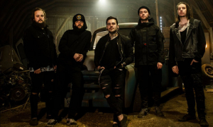 HORCRUX Reveals Video For Peremptory New Single 'Heavy Hearted'!