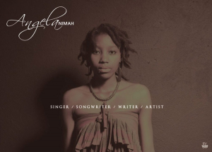 Angela Nimah Releases Brand New Single 'Cloud Water'