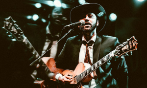 Shakey Graves Heads to Cape Town and Joburg This Easter