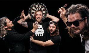 Watch: Black Cat Bones releases 'The Greatest Show On Earth'