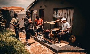 Punk Rock Made in Soweto: TCIYF present The 'CUMLYF' EP