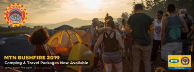 MTN Bushfire: Travel Packages On Sale & Initial Artists Announced