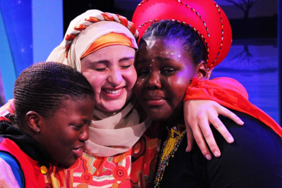 SA Welcomes the International Festival of Language & Culture