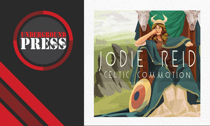 Review: Jodie Reid - 'Celtic Commotion'