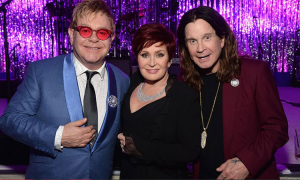 Ozzy Osbourne and Elton John collaborate on new single