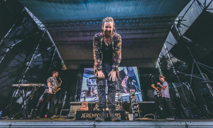 Jeremy Loops Hits All The Right Notes For Durban Crowd