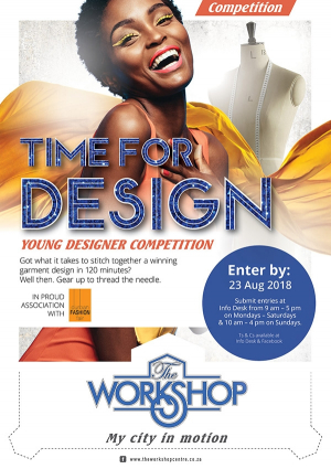 The Workshop: Calling Young Fashion Designers - Enter Here!
