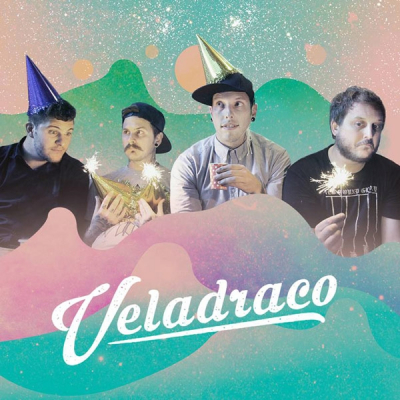 Veladraco Release New Single 'Coldest Winters Day'