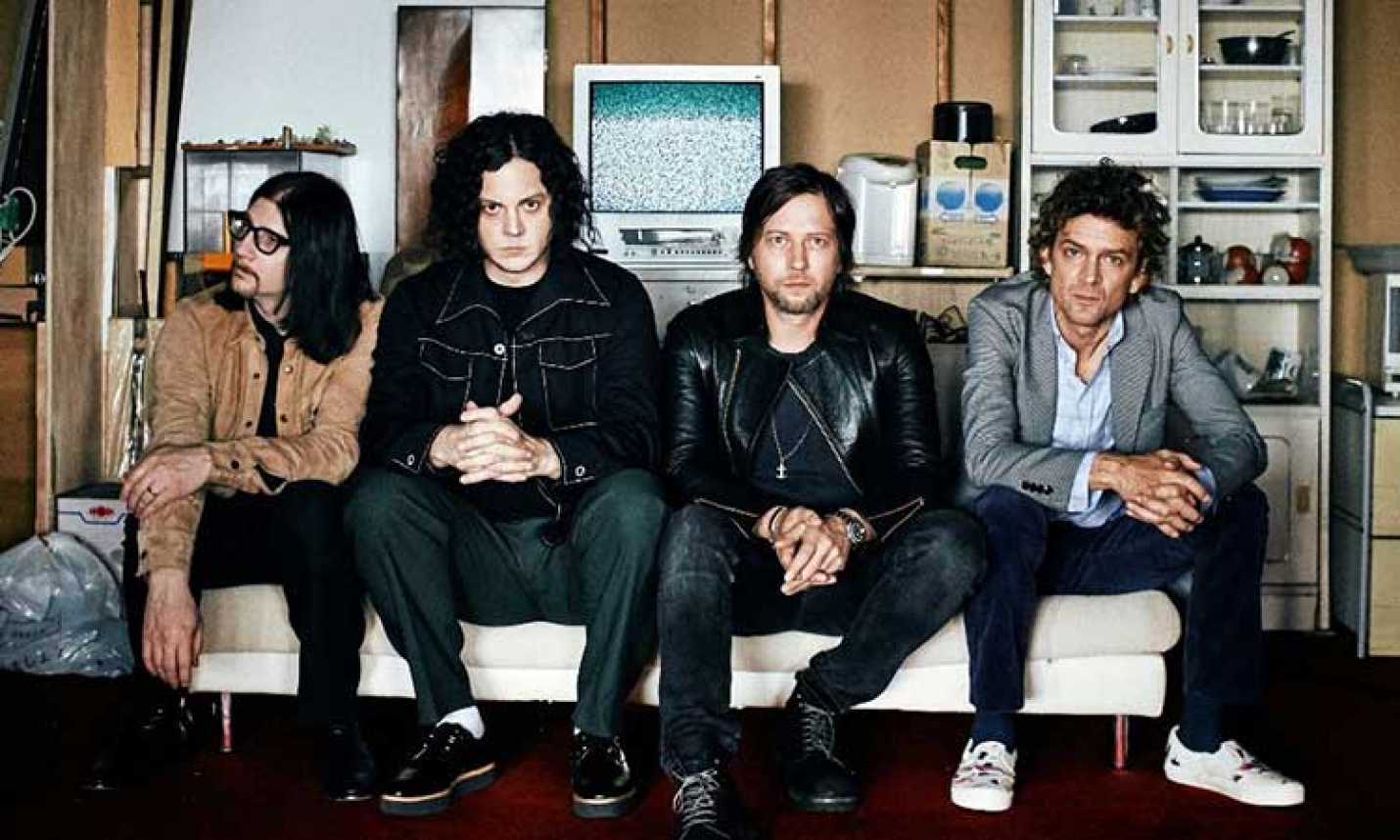 THE RACONTEURS Reveal 'Bored and Razed'