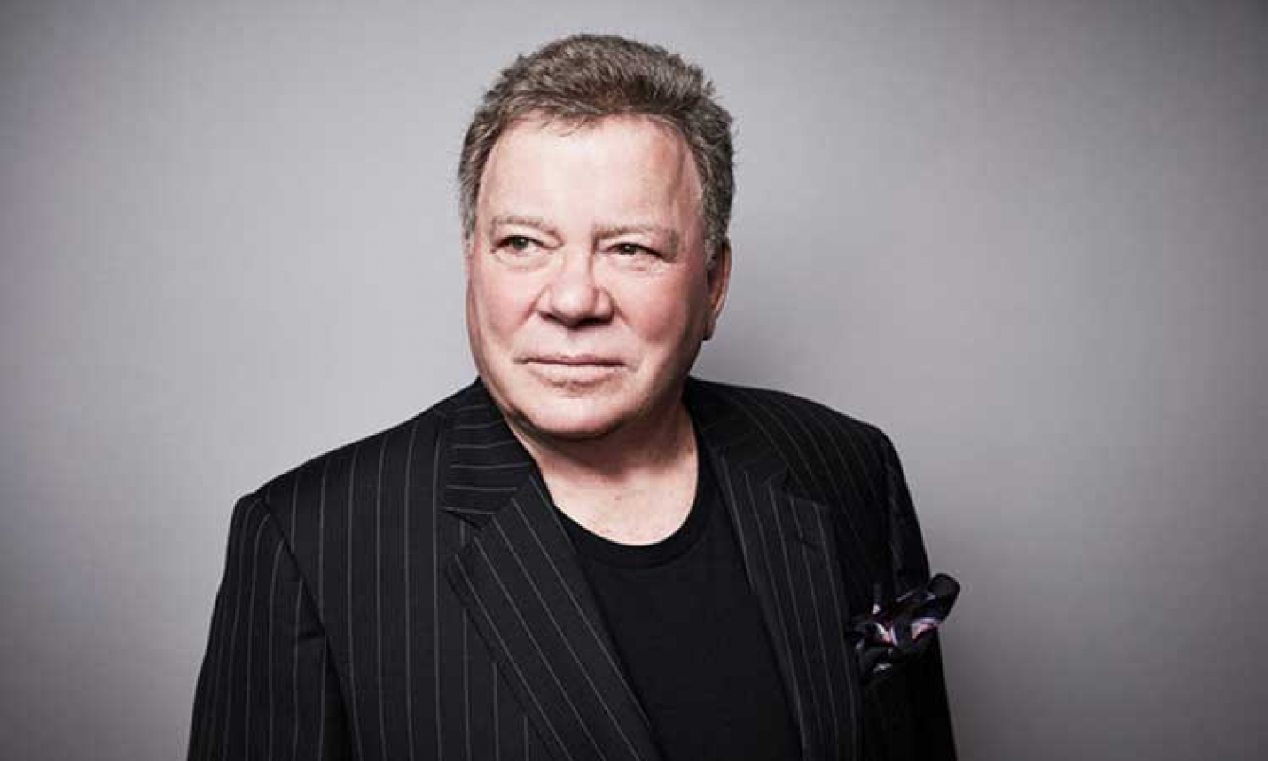 William Shatner - SCI-FI CULTURAL ICON TO APPEAR AT COMIC CON AFRICA