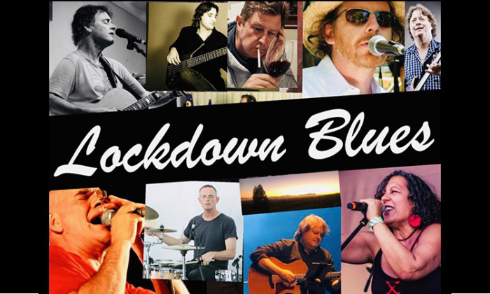 The Bottom Barrel Blues Band Release 'Lockdown Blues'