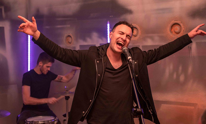Jesse Clegg Releases Star-studded Music Video For 'Let It Burn'