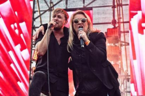 Francois van Coke Welcomes Karen Zoid to the Line-up