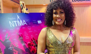 Belinda Davids Receives Special UK Music Industry Award