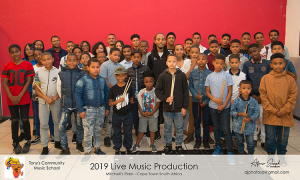 Tony's Community Music School performs at GrandWest