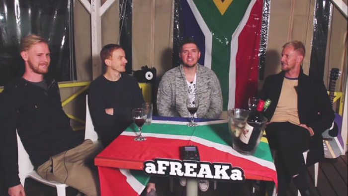 GANGS OF BALLET Episode Released on THE SA ARTIST SPOTLIGHT