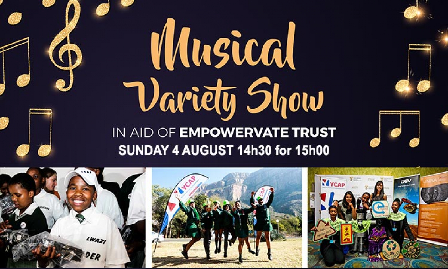 Musical Variety Show in Aid of Empowervate