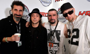 SOAD Vocalist Serj Tankian supports fans' Calls For Unreleased Songs