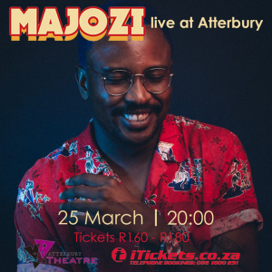 MAJOZI Live at Atterbury Theatre