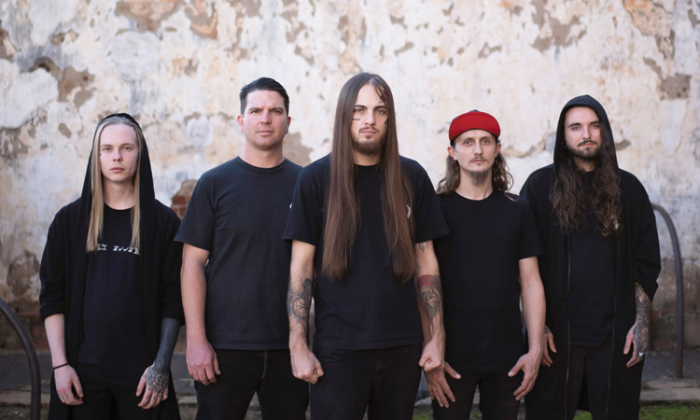 Vulvodynia announces UK & European dates with Ingested