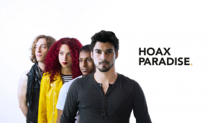Hoax Paradise Talk About Their Track, 'Ground Control'