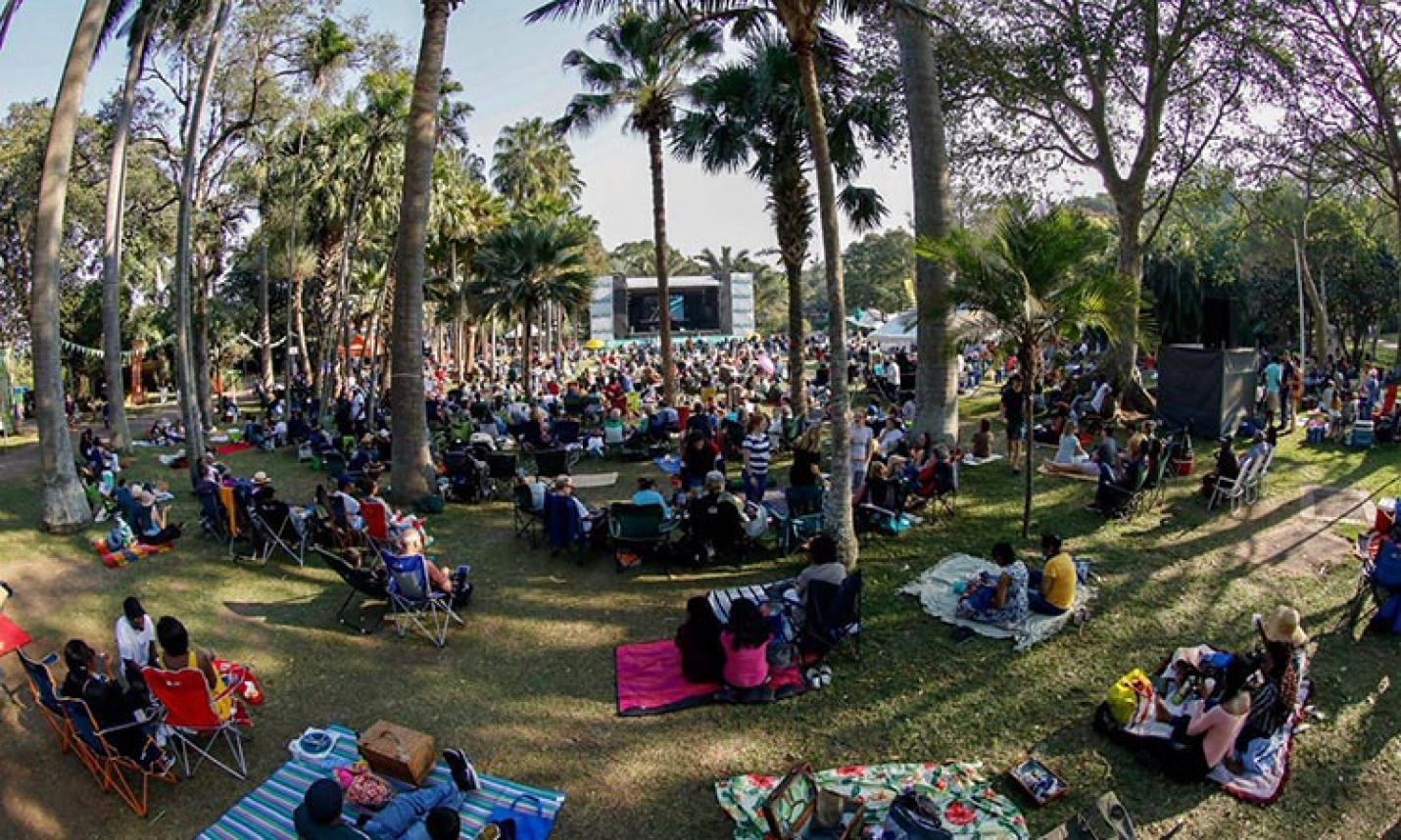 Sunshine, Picnics and some of South Africa's best Acoustic Music.